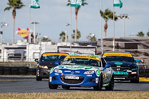 CTSCC: Robin Liddell drives new Camaro Z/28.R to first win at Sebring