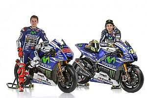 Movistar Yamaha MotoGP unveils 2014 challenger