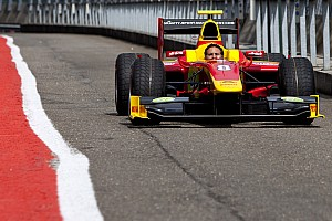 GP2 Testing report Lello and Stefano complete their pre-season testing schedule in Bahrain