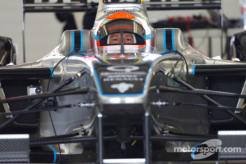 Jarno Trulli applauds new Formula E car following test drive