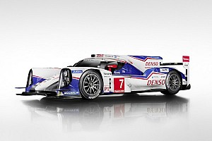 WEC Breaking news New era for Toyota with the TS040 Hybrid