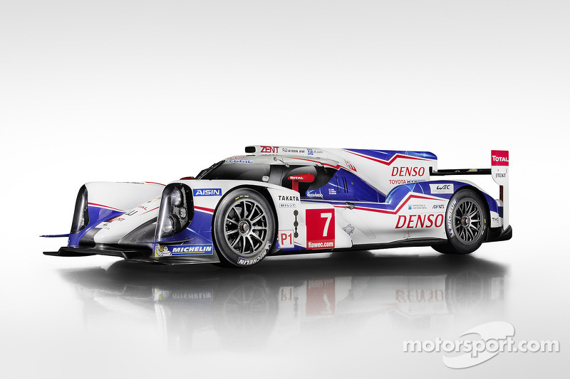 New era for Toyota with the TS040 Hybrid