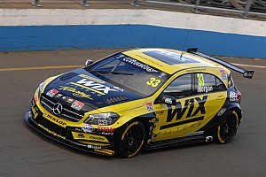 BTCC Preview Wix Racing readies for historic BTCC opener at Brands Hatch