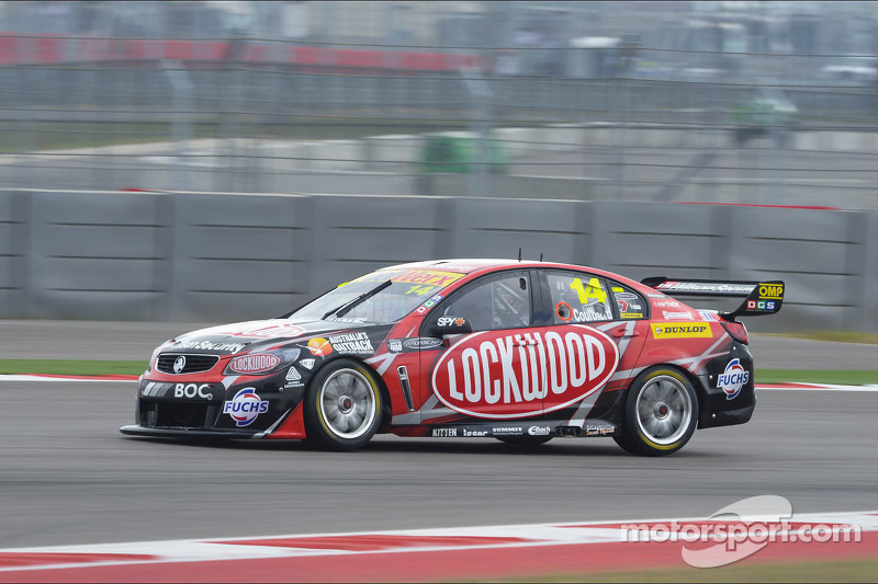 Setup the key for Coulthard