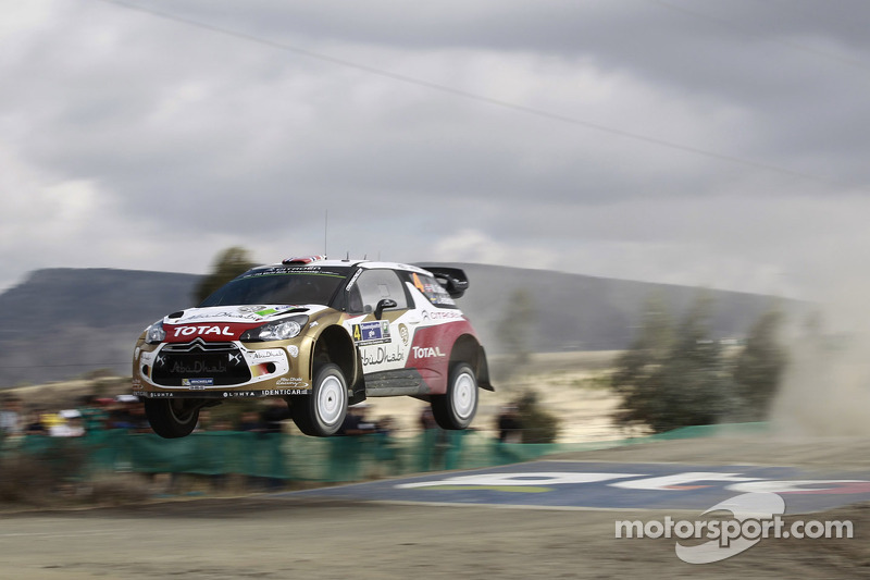Østberg, Meeke and Al Qassimi all in DS3 WRCS at Portugal