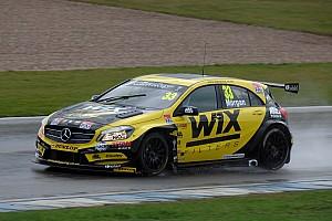 BTCC Race report Triple score for Wix Racing at Brands Hatch