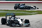 Hamilton claims he 'blew Rosberg away'