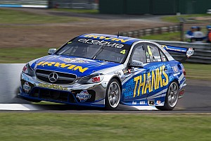 Holdsworth puts aside shocking home invasion for second at Winton