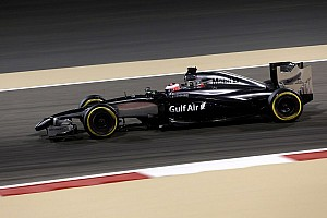 McLaren plays down rumours in Bahrain