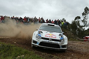 WRC Stage report 2014 Rally de Portugal - Day Two