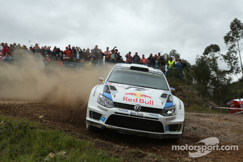 2014 Rally de Portugal - Day Two