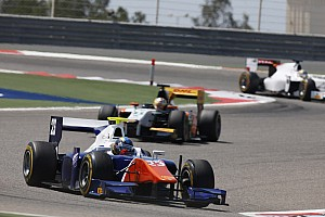 Trident Motorsport on Bahrain Future Race