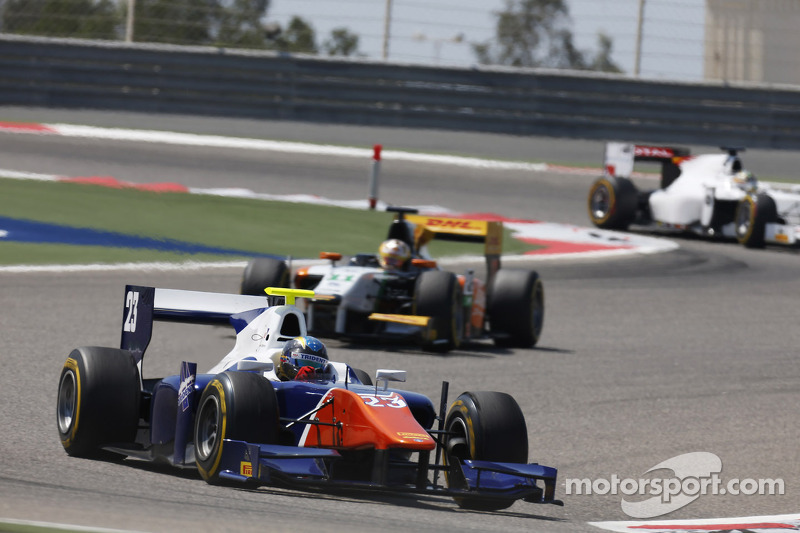 Trident Motorsport on Bahrain Future Race