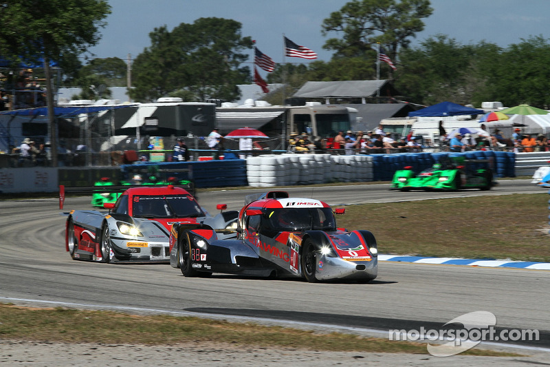 IMSA news and notes: TUSC at Long Beach