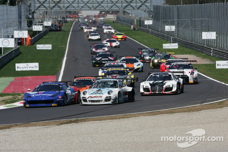 Monza's temple of speed hosts opening round of Blancpain Endurance Series 2014