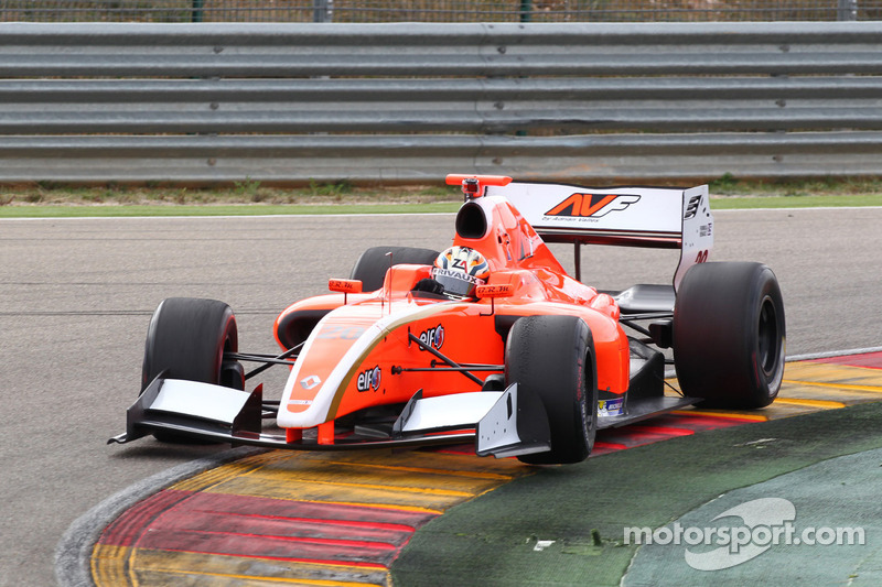 Troublefree Practices for AVF in Monza opener