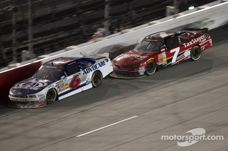 Bayne collects top ten at Darlington