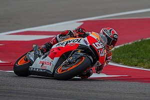 MotoGP Breaking news Marquez stuns with new pole position record in Austin qualifying