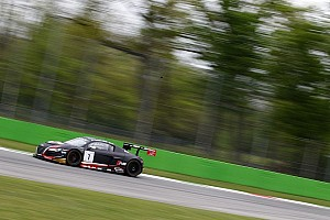 Blancpain Endurance Race report The Belgian Audi Club Team WRT narrowly misses a podium finish at Monza