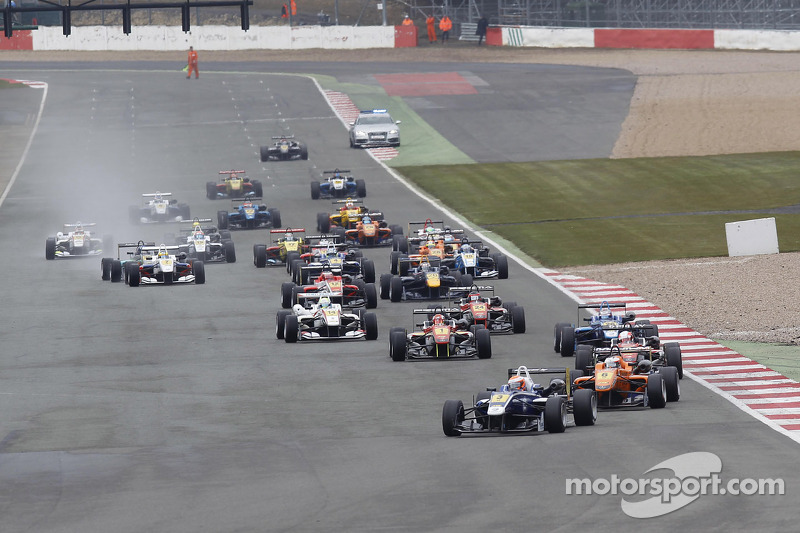 The hunt for the 2014 FIA Formula 3 European Championship title is on