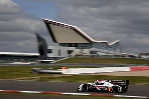 Audi quickest in Silverstone
