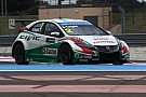 Honda takes first podium as Tarquini races to third in Race 1