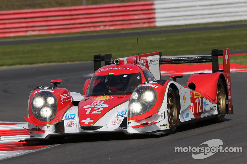 Fourth position overall for Rebellion Racing at the 6 Hours of Silverstone