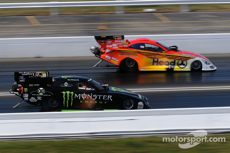 Tommy Johnson Jr. has an accomplished history in the sport of drag racing