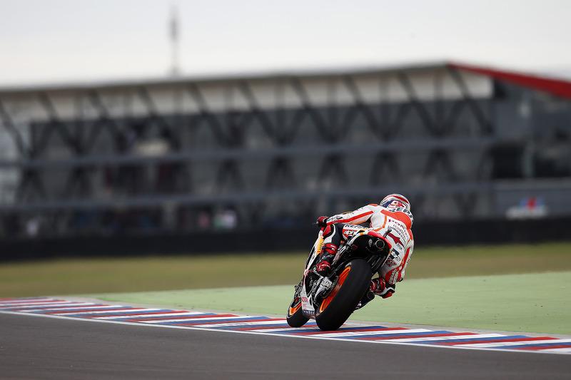 Bridgestone: Stellar lap sees Marquez claim third successive pole position