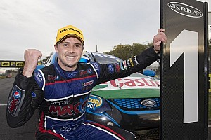 Mark Winterbottom secures Jason Richards Memorial Trophy at Auckland