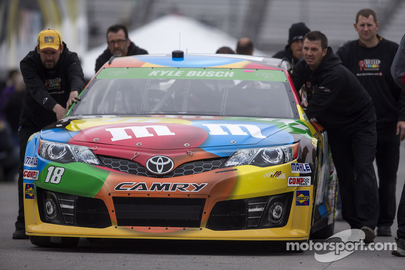 Toyota drivers talk Richmond NASCAR race