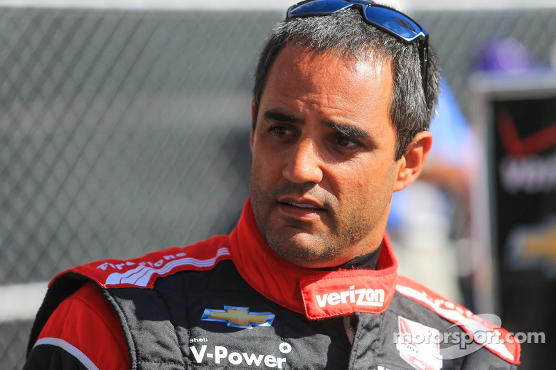 Penske expected to announce that Montoya will drive third car in Brickyard 400