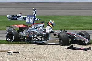 Formula 1 Breaking news Indycar better racing than F1 now - Montoya