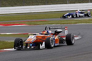 F3 Europe Qualifying report Lucas Auer unbeatable in first qualifying at Hockenheimring