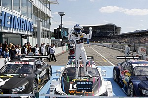 Marco Wittmann earns maiden DTM victory in season opener