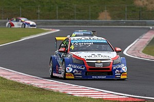 WTCC Race report A strong comeback for Tom Coronel in WTCC races Hungary