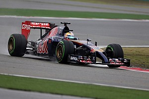 Toro Rosso: Back to Circuit of Catalunya