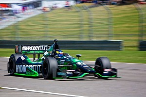 Sebastien Bourdais looks forward to inaugural GP of Indianapolis