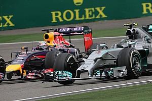 Formula 1 Breaking news Red Bull keeping 'pressure' on Renault - Horner