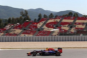 Free practice day: A good start for Toro Rosso in Barcelona