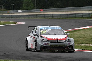 WTCC Qualifying report Citroën on the Slovakia Ring: Pechito López, as evidence!