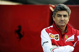 Formula 1 Breaking news Ferrari backs Mattiacci's low-profile start