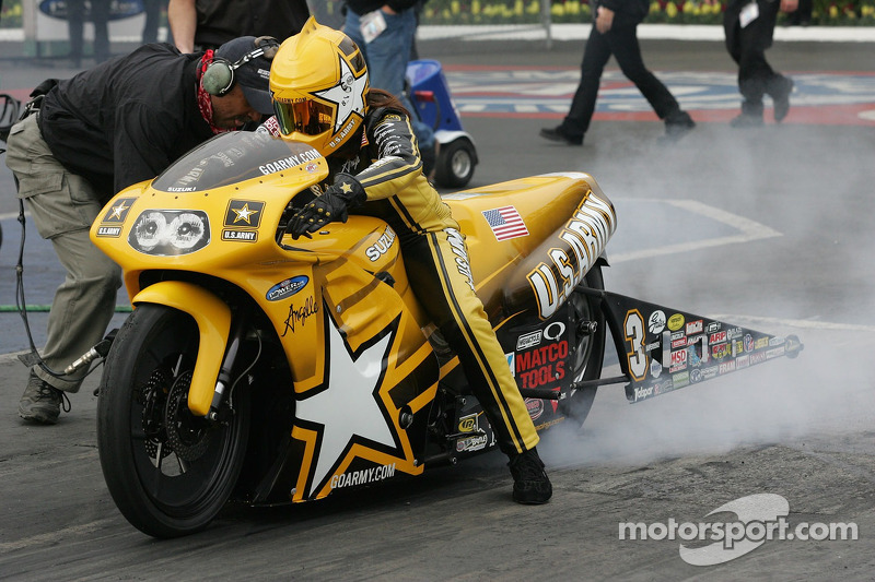 Winningest female NHRA pro drag racer looks back on her career