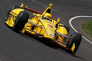 Castroneves tops 227mph in fifth day of Indy 500 practice