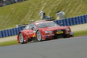 DTM Qualifying report Magic' Molina: Record lap in an Audi