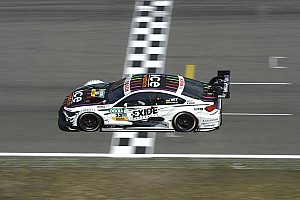 DTM Qualifying report BMW driver Marco Wittmann starts from front row at Oschersleben