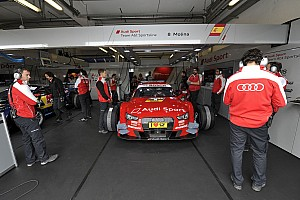 DTM Breaking news Molina stripped of Oschersleben pole