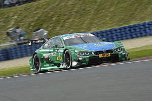 DTM Race report Rain lottery in Oschersleben: Augusto Farfus fifth for BMW