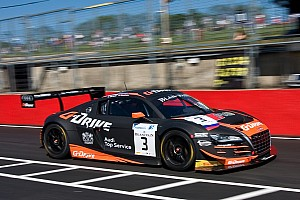 Blancpain Sprint Race report Frustrating weekend for G-Drive Racing in the Blancpain Sprint at Brands Hatch