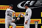 Hamilton tries 'mind games' on teammates - Button